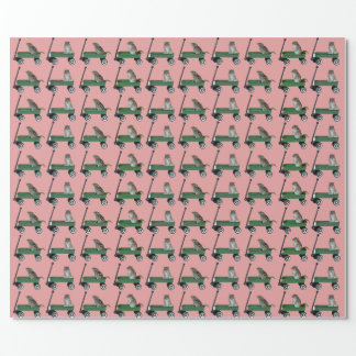 Chippie Express Wrapping Paper
