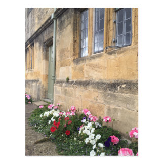Chipping Camden The Cotswolds England UK Travel Postcard