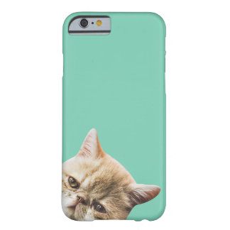 Chippy Mint No 6 Barely There iPhone 6 Case