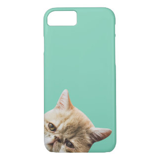 Chippy Mint No 6 iPhone 7 Case