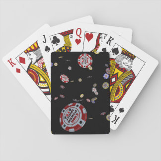 Chips Oh Boy! Classic Playing Cards