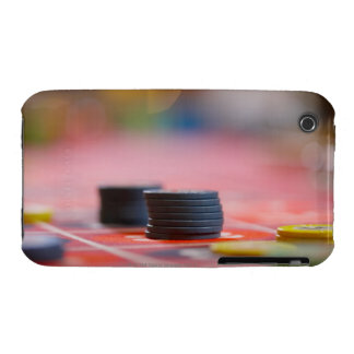 Chips on betting table 3 iPhone 3 cases