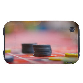 Chips on betting table 3 iPhone 3 tough cover