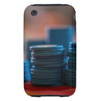 Chips on betting table iPhone 3 tough case