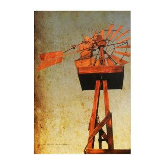 Chip's Windmill Acrylic Print