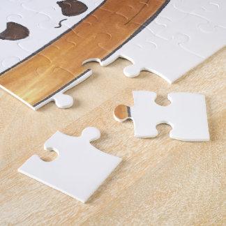 Chipwich Chocolate Chip Cookie Ice Cream Sandwich Jigsaw Puzzle