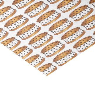 Chipwich Chocolate Chip Cookie Ice Cream Sandwich Tissue Paper