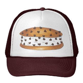 Chipwich Chocolate Chip Ice Cream Sandwich Hat