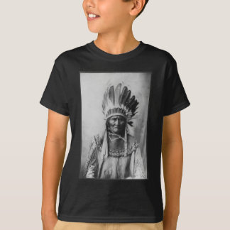 Chiricahua Apache Geronimo Goyathlay Goyahkla T-Shirt
