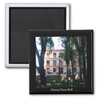 Chirivel Town Hall magnet, Almeria, Spain Magnet