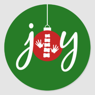 Chiropractic Christmas Stickers