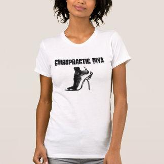 Chiropractic Diva Black Shirt