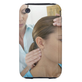 Chiropractic examination of the neck. The Tough iPhone 3 Cases
