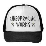 Chiropractic Works Hat
