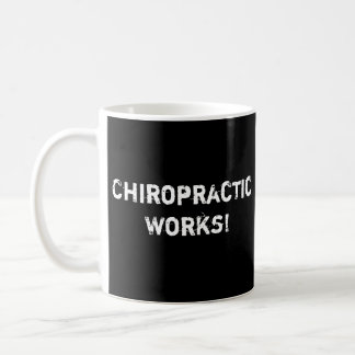 ChiropracticWorks! Coffee Mug