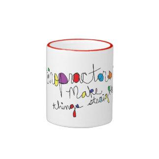 Chiropractor fun humour mug