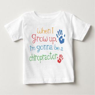 Chiropractor (Future) Infant Baby T-Shirt
