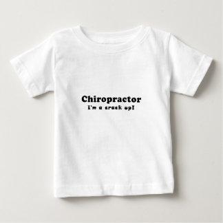 Chiropractor Im a Crack Up Baby T-Shirt
