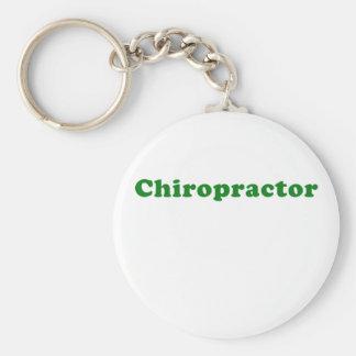 Chiropractor Key Ring