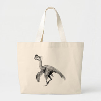 Chirostenotes Large Tote Bag