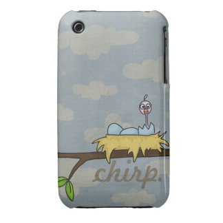 Chirp Baby Bird Case Case-Mate iPhone 3 Cases