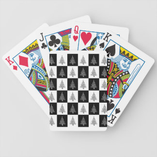 Chirstmas Tree Chess Bicycle Playing Cards