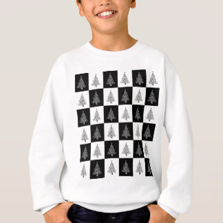Chirstmas Tree Chess Sweatshirt