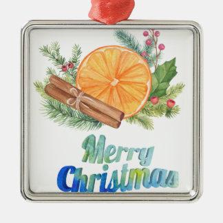 Chirtsmas 20 metal ornament