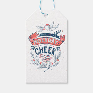 Chirtsmas 4 gift tags