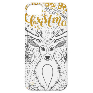Chirtsmas 7 barely there iPhone 5 case