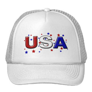 Chiseled Starry USA Cap
