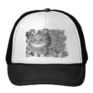 Chishire Cat design Cap