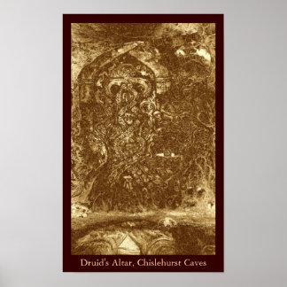 Chislehurst Caves Poster