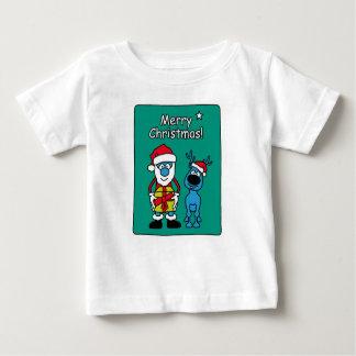 Chistmas Baby Shirt