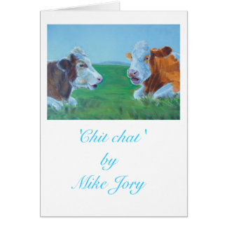 Chit Chat Greeting Cards