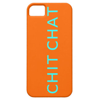 Chit Chat iphone case iPhone 5 Cases