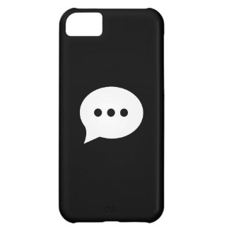 Chit-Chat Pictogram iPhone 5C Case