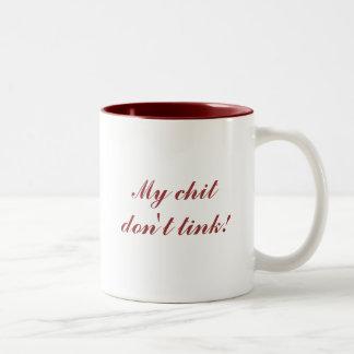 Chit Coffee Cup Two-Tone Mug