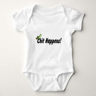 Chit Happens! Tshirts