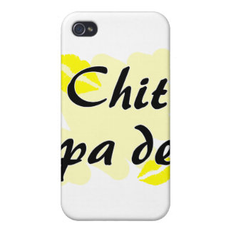 Chit pa de - Burmese - I Love You iPhone 4/4S Cases