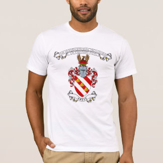Chivalry Now front Crest  Mens T-Shirt