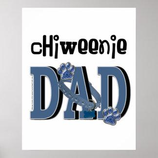 ChiWeenie DAD Print