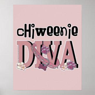 ChiWeenie DIVA Print