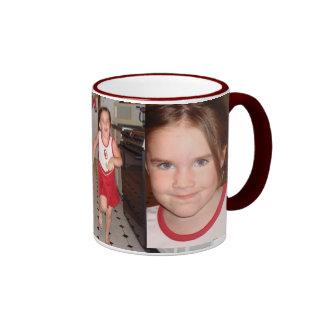 Chloe Angel 2008 Ringer Mug