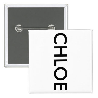 Chloe button tekst fasion