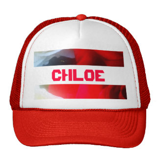 Chloe Mesh Hats