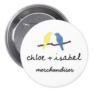 Chloe + Isabel Merchandiser Button