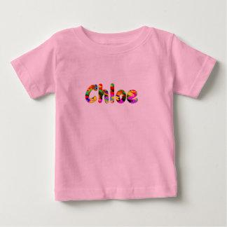 Chloe pink short sleeve t-shirt
