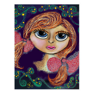 Chloe Postcard