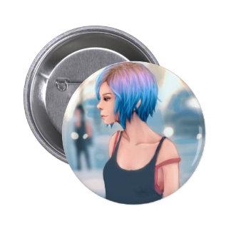 Chloe Price 6 Cm Round Badge